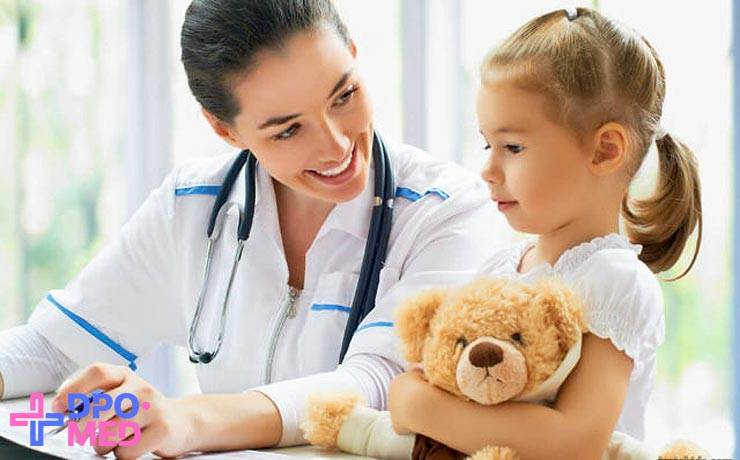 Детская кардиология, дистанционное обучение для медиков