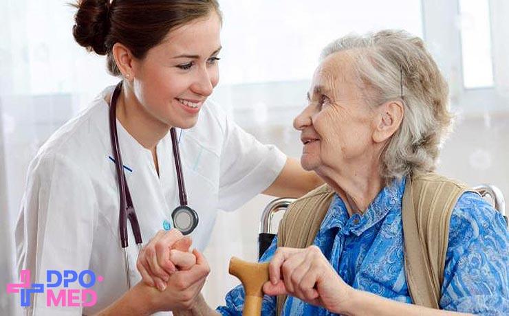 Дистанционные курсы для врачей по гериатрии