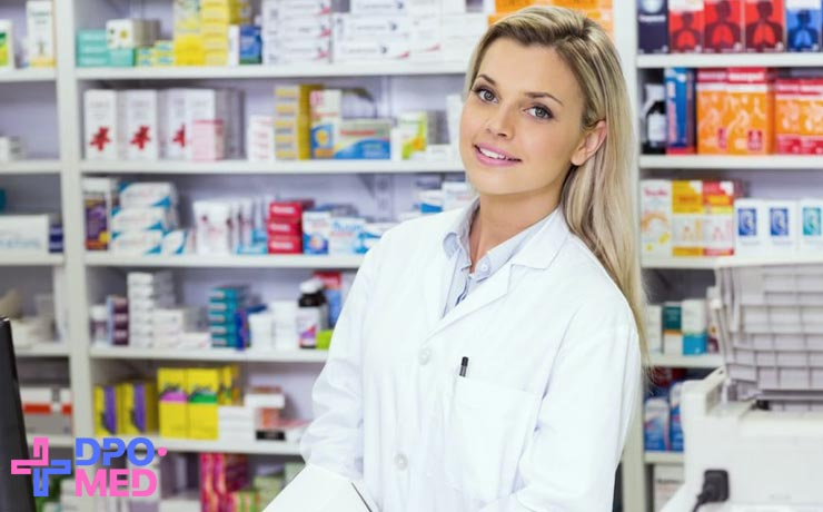 младший фармацевт - дистанционный курс