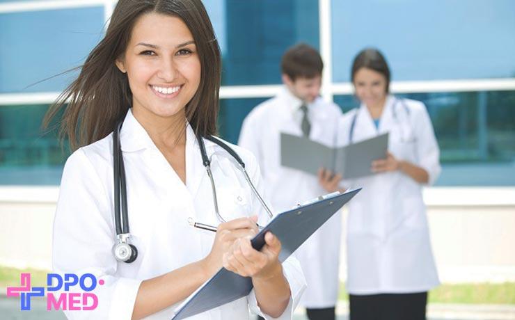 профпереподготовка для медицинских работников дистанционно