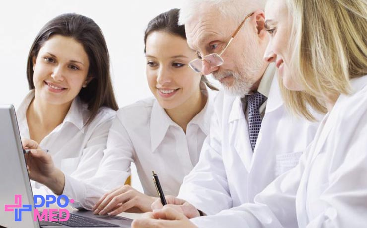 переподготовка медицинских работников дистанционно