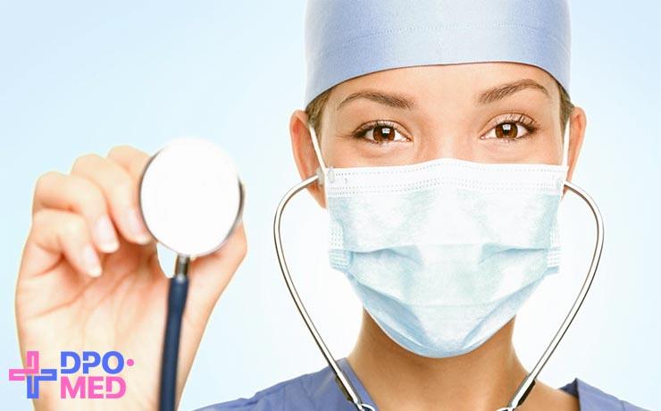 Дистанционные курсы с выдачей сертификата медсестры