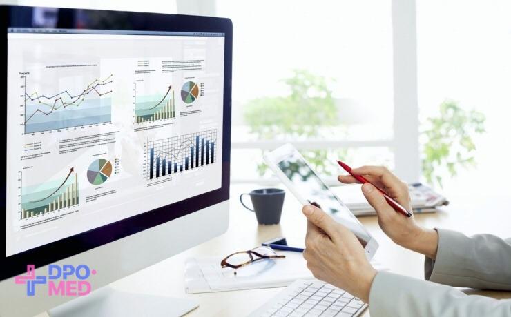 Медицинская статистика - быстрое получение сертификата