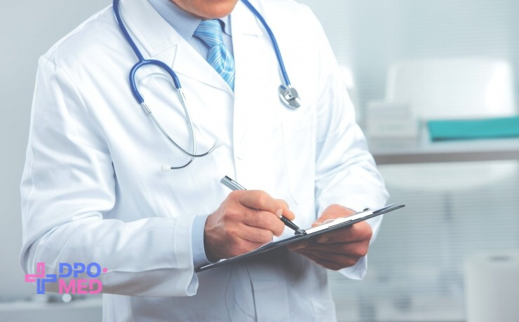 Сколько стоит получить медицинский сертификат с высшим образованием?