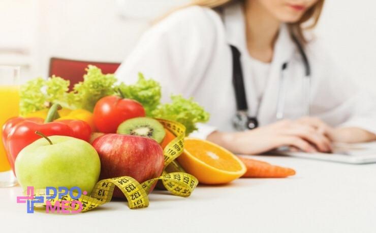 Повышение квалификации - по диетологии