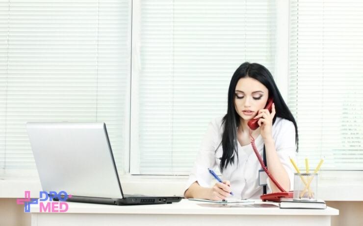 Повышение квалификации - медицинский регистратор