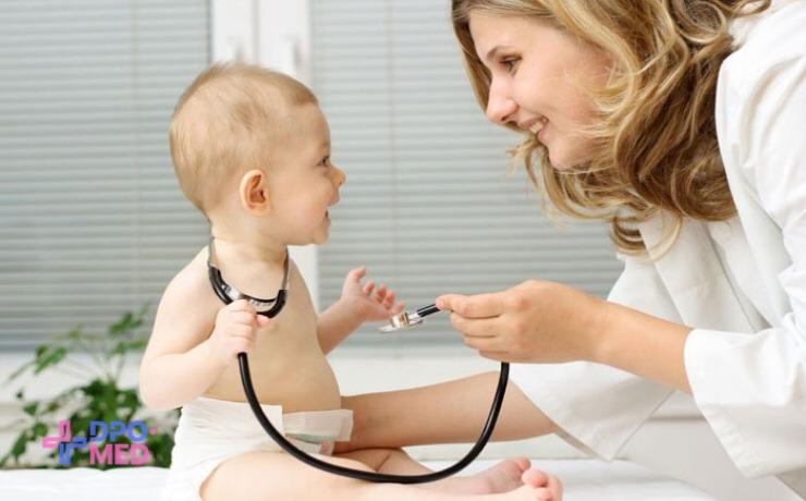 Повышение квалификации -в педиатрии