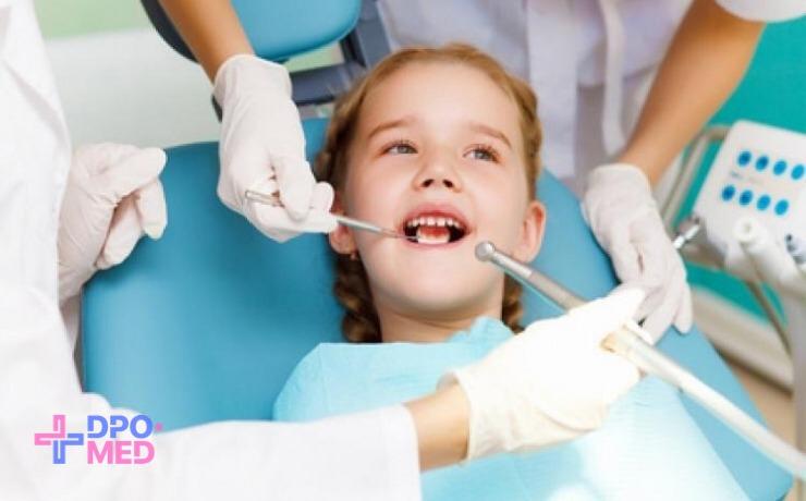 Повышение квалификации - в детской стоматологии
