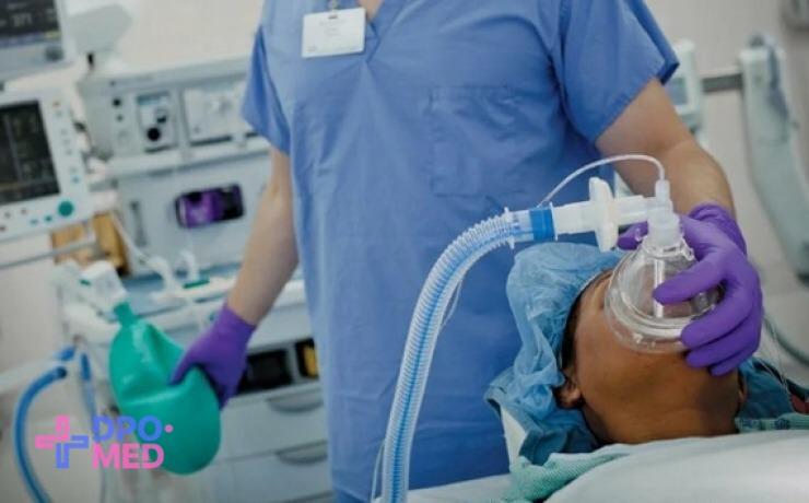 Профессиональная переподготовка - по анестезиологии