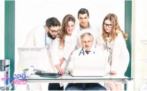 Профессиональная переподготовка сотрудников больниц и поликлиник