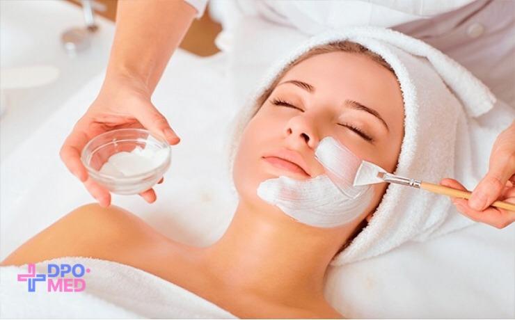 Профессиональная переподготовка - по косметологии