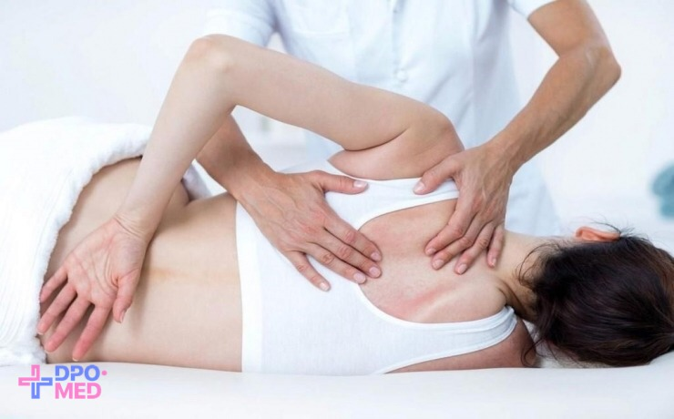 Мануальная терапия: профессиональная переподготовка