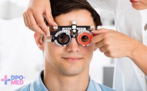 Профессиональная переподготовка - по медицинской оптике