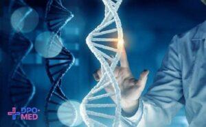 Профессиональная переподготовка - генетика
