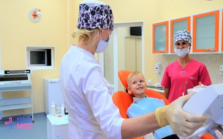 Профессиональная переподготовка - по детской стоматологии