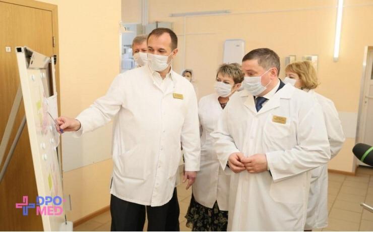 Проведено повышение квалификации медработников г.Уфа