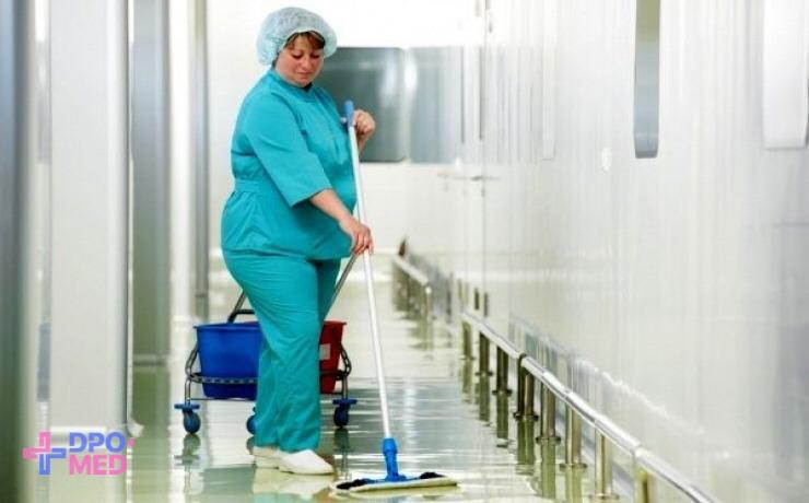 Профстандарт младшего медицинского персонала