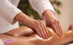 Курс лимфодренажного массажа